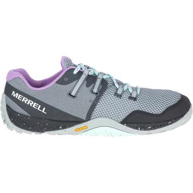Chaussures de Trail MERRELL TRAIL GLOVE 6 Femme Gris 2021